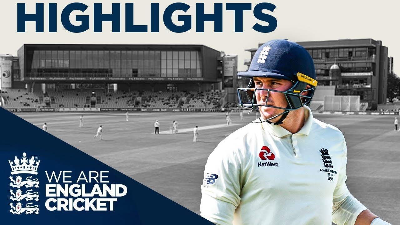 England Begin Chase to Save Fourth Test   The Ashes Day 4 Highlights   Fourth Specsavers Test 2019