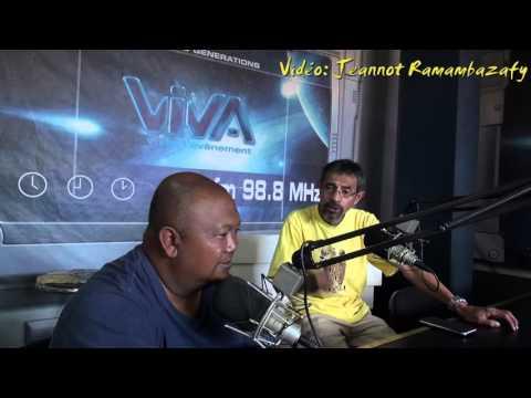 Jeannot Ramambazafy 1 Radio Viva 06 janvier 2015