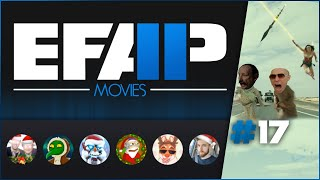 EFAP Movies #17: Wonder Woman 2017 and Wonder Woman 1984 with Southpaw and Capital-O-Opinions