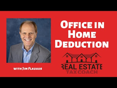 Office In Home Deduction