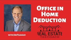Office in Home Deduction 2018