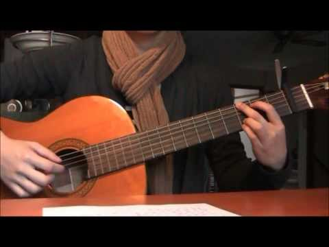 Exo [엑소] - Miracles in December [十二月的奇迹] Chinese Guitar Cover