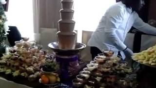 шоколадный фонтан в Хасавюрте зал Европа  89898724057 / 89887879004 Абдулла Али(, 2015-11-24T19:50:02.000Z)