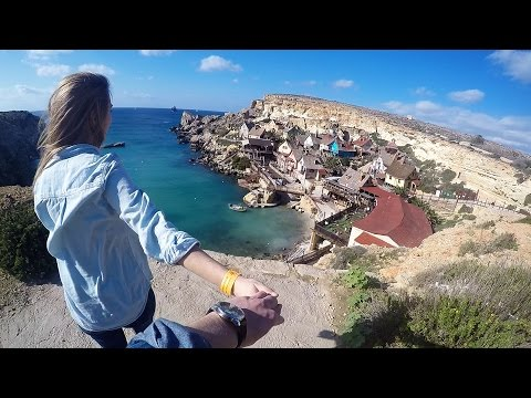 - Malta GoPro  - 3 days winter trip