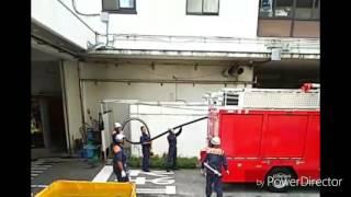 【緊急走行】横浜消防保土ヶ谷救急 訓練途中での出場!見やすくしました。 thumbnail