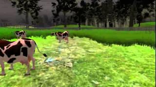 Grass Simulator Dubstep Mode