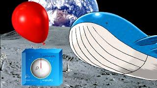 Does Wailord Float? - Strange Pokemon Physics #2