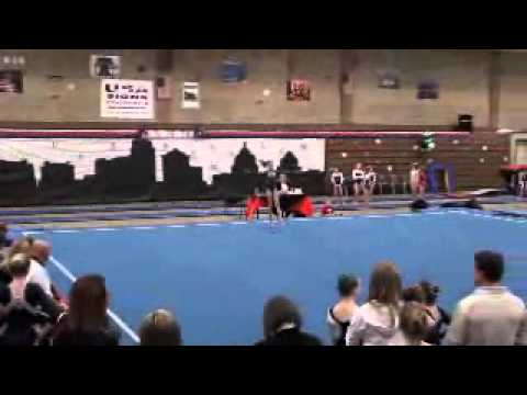 Caitlyn Christopher Berks Gymnastics