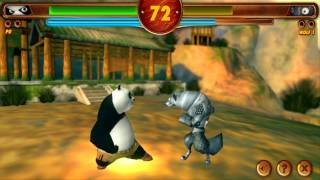 Kung Fu Panda 2 - Kung Fu Rumble gameplay