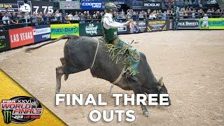 FINAL THREE OUTS: PBR World Finals Round 1 | 2019