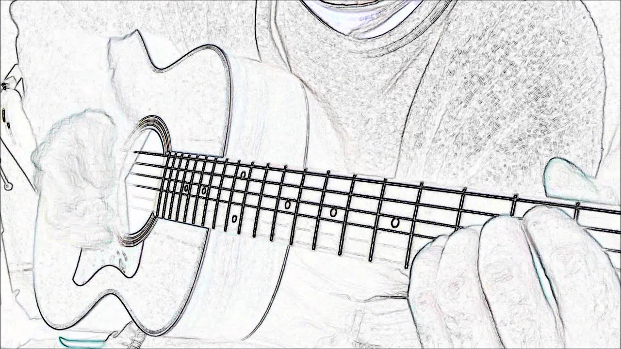 Easy Absolute Beginners Acoustic Guitar Lesson for Small