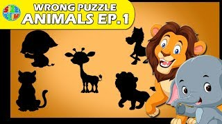 Wrong Puzzle Animals EP.1 - SIZE SLIM