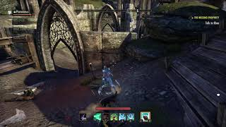 Elder Scrolls Online. The Hole World 4
