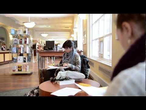 Harriet Irving Library - UNB Fredericton