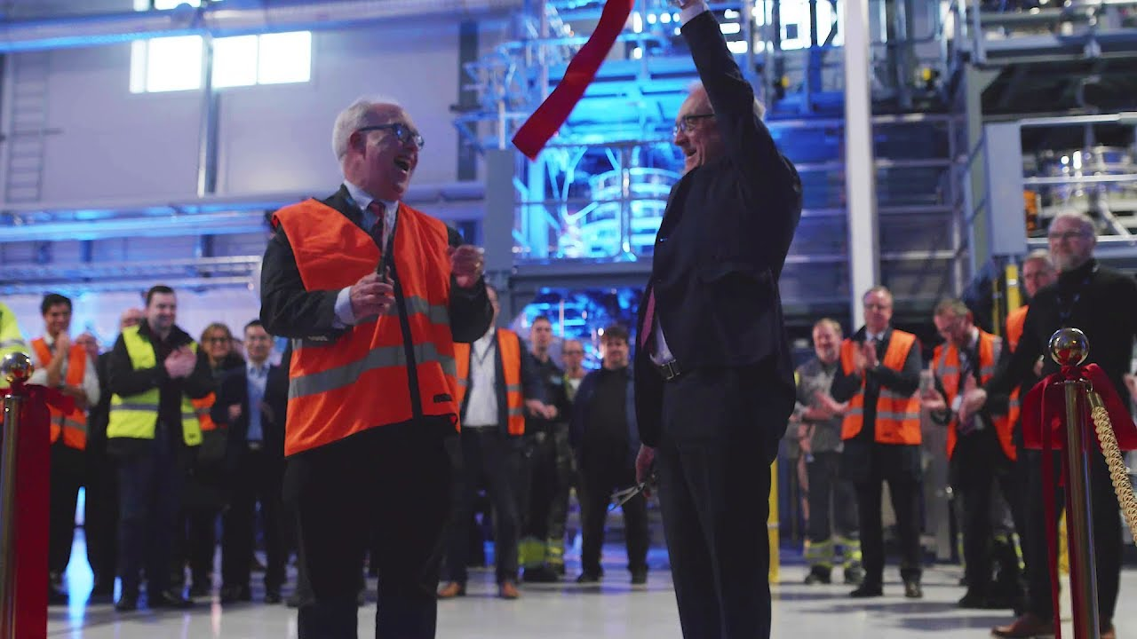 Sandvik inaugurates state-of-the-art titanium powder plant