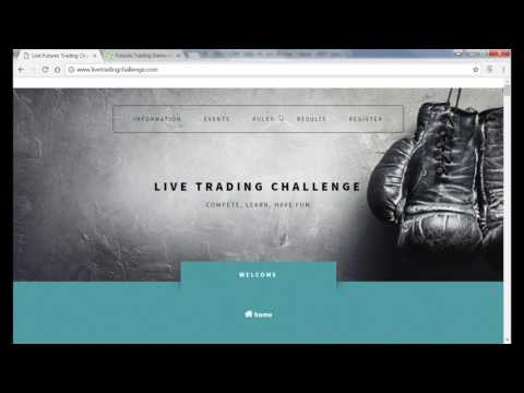 Live Trading Challenge Training: Intensive Camp Session 2