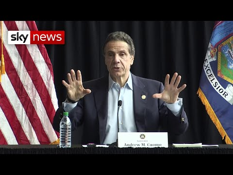 1,000 Dead: NY Governor Urges 'come Help Us, Please'