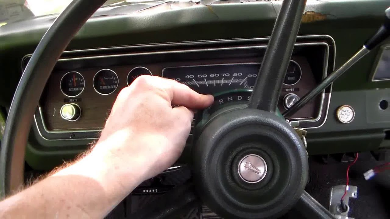 '73 Valiant loses dash lights   what happened??