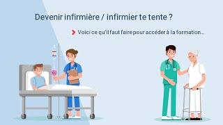 Devenir infirmière : entrer en IFSI en 2019 [Parcoursup et formation professionnelle]
