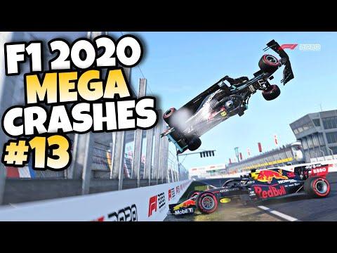 F1 2020 MEGA CRASHES #13 |