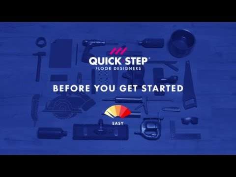 How to prepare a surface for laminate flooring | Tutorial by Quick-Step