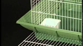 Prevue Pet Products Clean Life Cage System