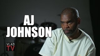 AJ Johnson on Ice Cube Doing Him Dirty by Excluding Him From 'Next Friday' (Part 6)