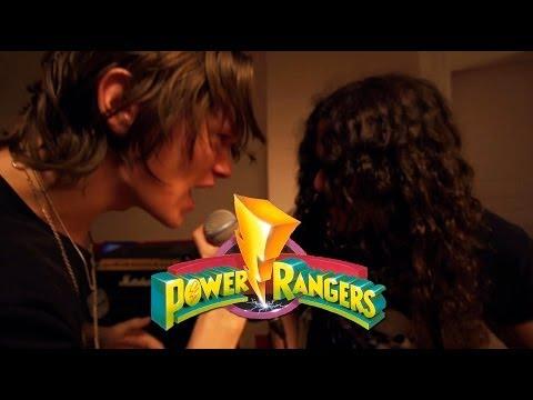 POWER RANGERS THEME (Vocal/Guitar Cover)