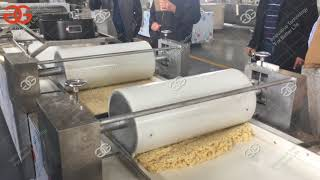 Commercial Peanut Brittle Making Equipment