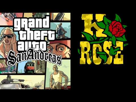 K-Rose Playlist [GTA-SanAndreas Radio Channel]