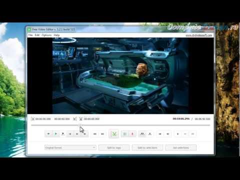 Бесплатный редактор видео на русском языке / Сольвейг