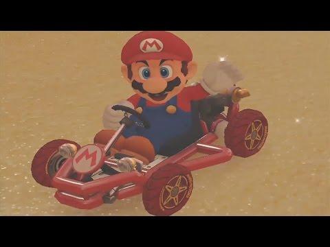 Mario Kart 8 - All 48 Tracks on 200cc
