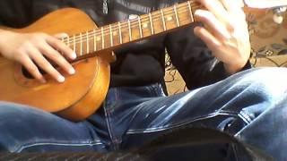 Видео урок на гитаре-упрашеный аккорд  G.
