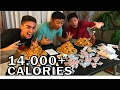 300 CHICKEN NUGGET CHALLENGE!!