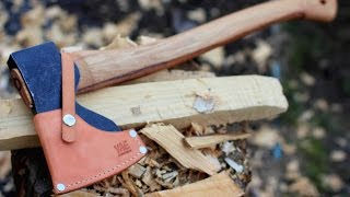 Husqvarna Carpenter's Axe Review + Sheath + What's it for?