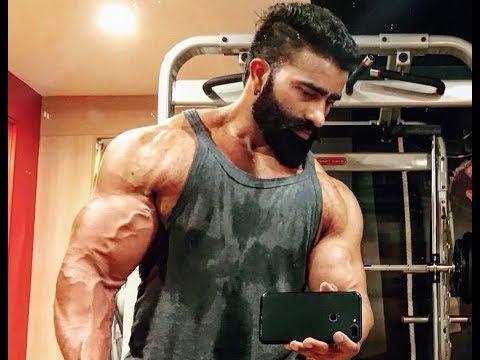 #RIP Mr.bijendra Singh ( gujjar)# bodybuilder#