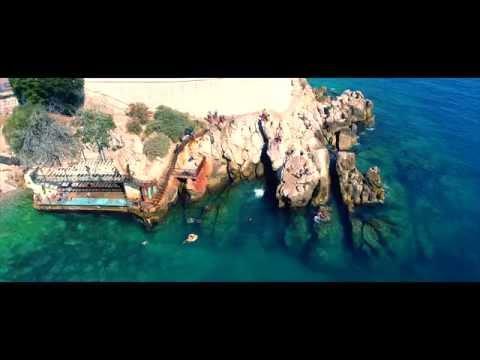 French Riviera   France   Phantom 4   Drone 4k Footage 2016