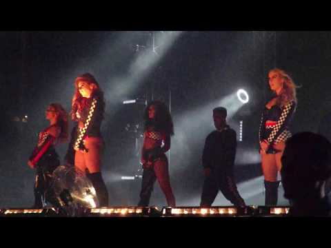 Little Mix - Down and Dirty (Glory Days Tour - 22nd July 2017)