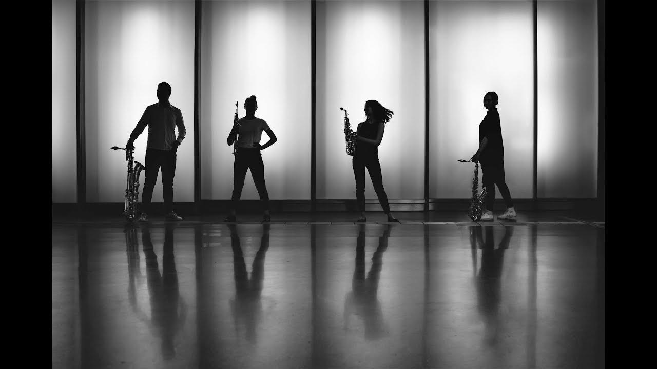 Eternum Saxophone Quartet - Portrait