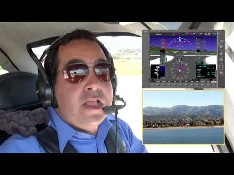 Garmin G1000 IFR - Flight Director Setup