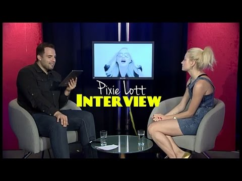 Pixie Lott live Interview | Talks about upcoming Wedding and New Album
