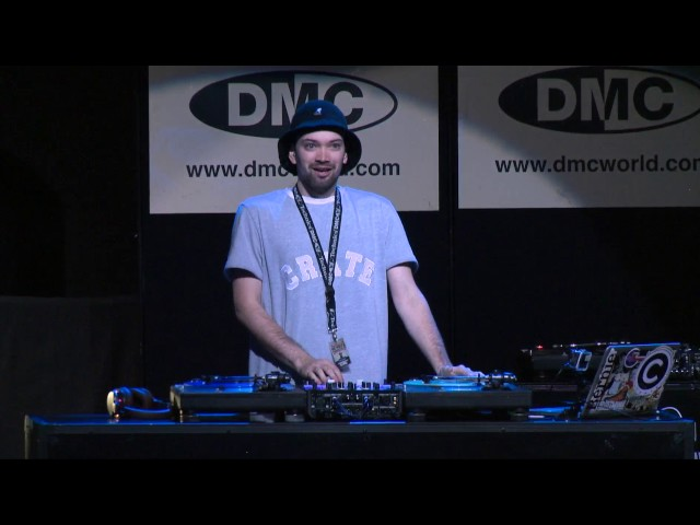 DJ Spell (New Zealand) - DMC World DJ Championship 2016