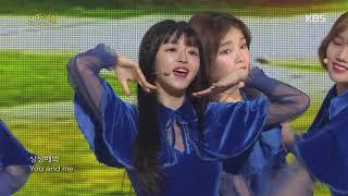 열린음악회 - 오마이걸 - 비밀정원.20180128