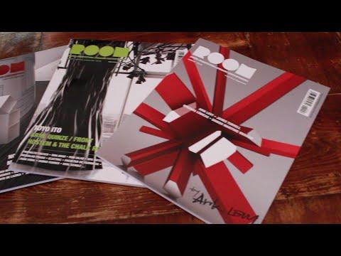 ROOM Design Magazine - El diseño en la felicidad de nuestra vida cotidiana
