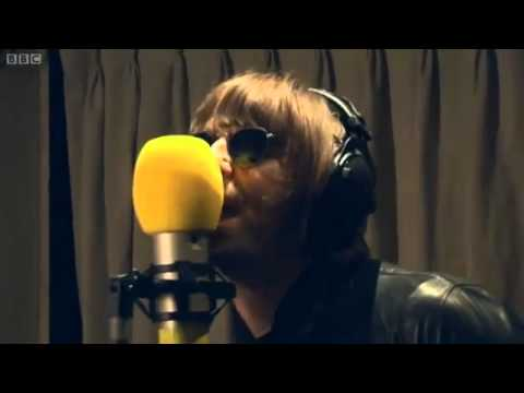 Beady Eye - The Roller LIVE In Session For Zane Lowe BBC Radio 1 (HQ)