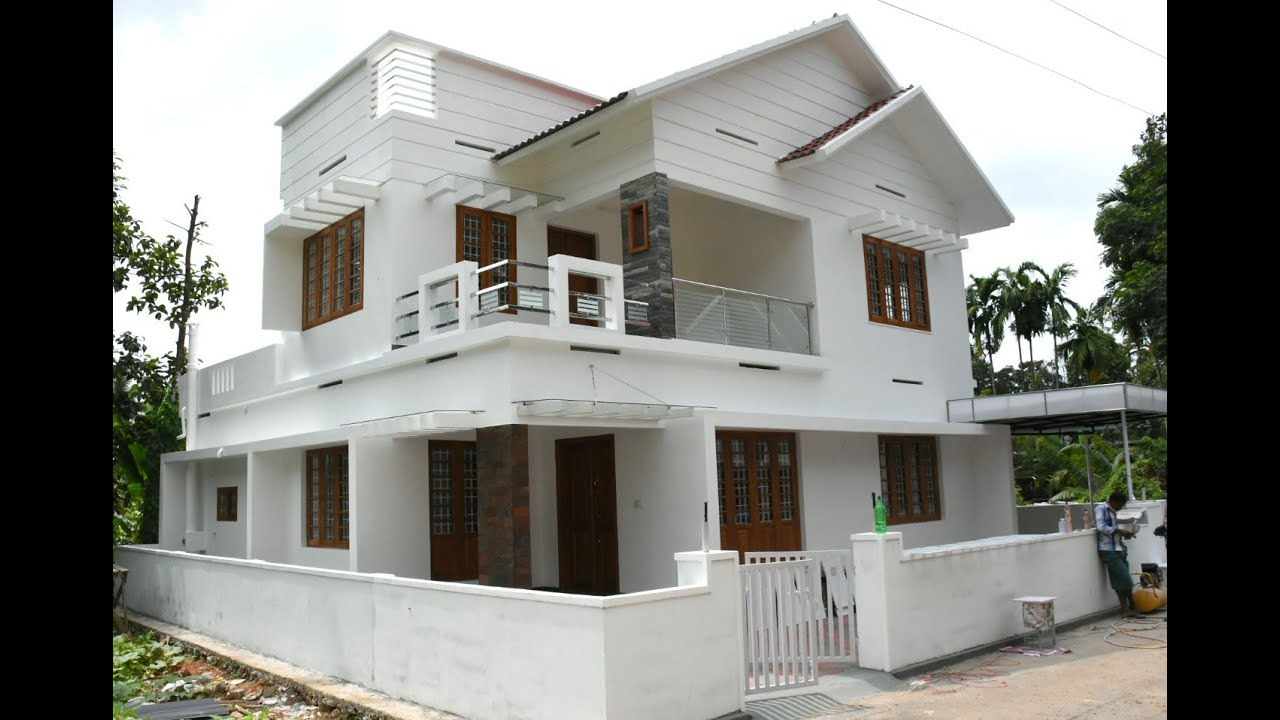 2 000 sq ft 4 bedroom house in 5 cent land for sale in