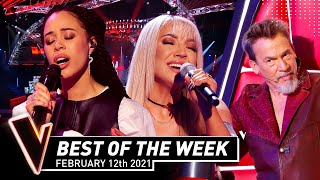 The best performances this week on The Voice | HIGHLIGHTS | 12–02-2021