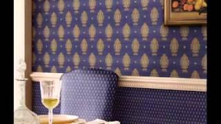 видео Отделка стен тканью своими руками