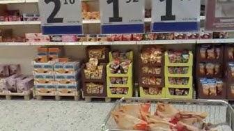 Porin Euromarketin viimeisiä hetkiä
