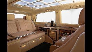 Mercedes Benz V Class VIP Design VVD1014 By TRIMO